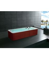 Mini piscina si spa modelul ENDLESS